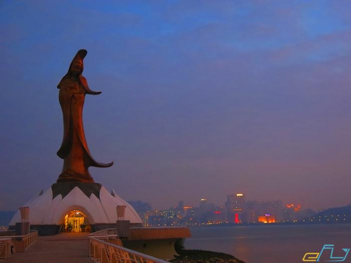 Phật Quan AM -Macau