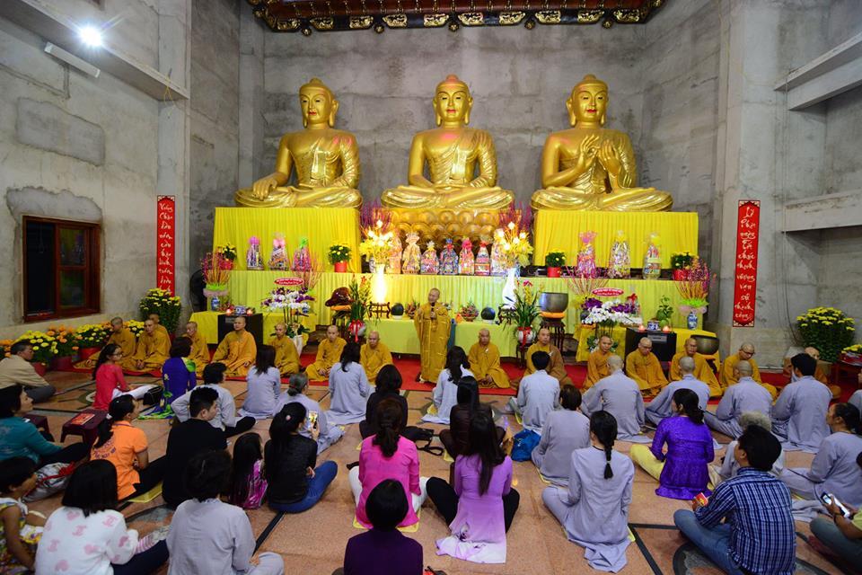 Tam thế Phật 2